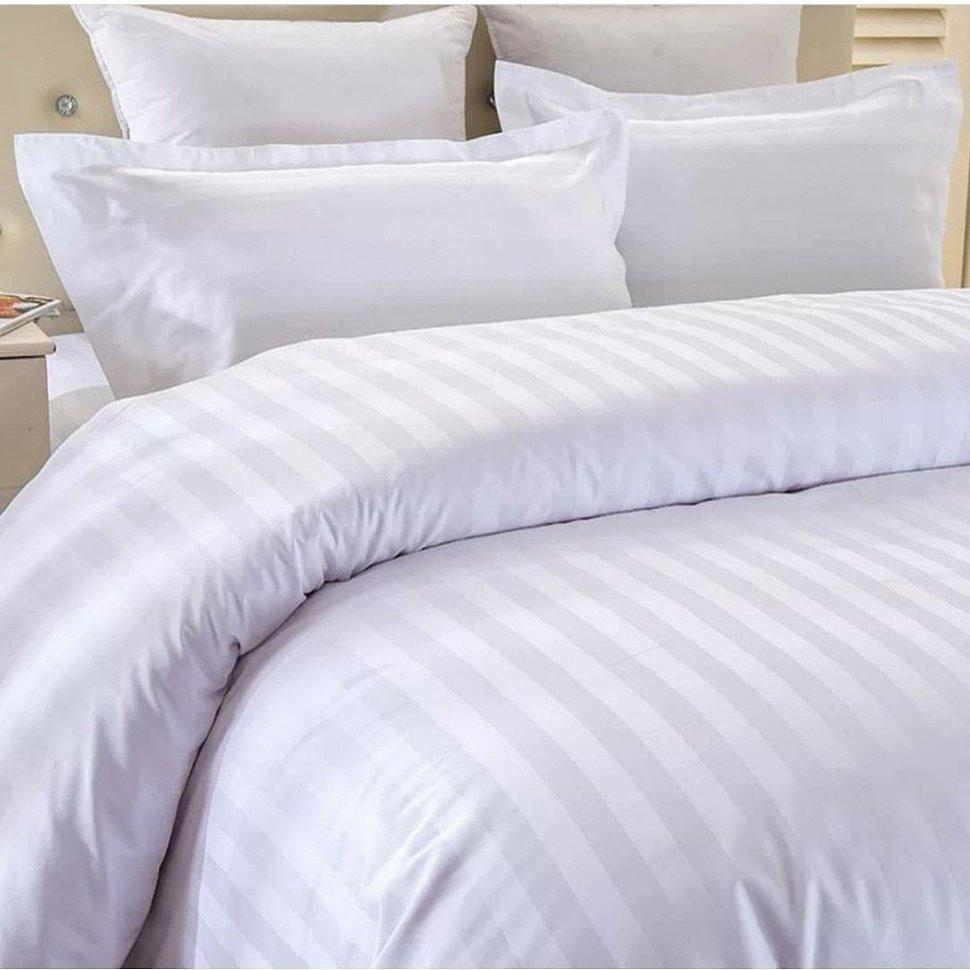 Постельное белье в отелях,какое оно?